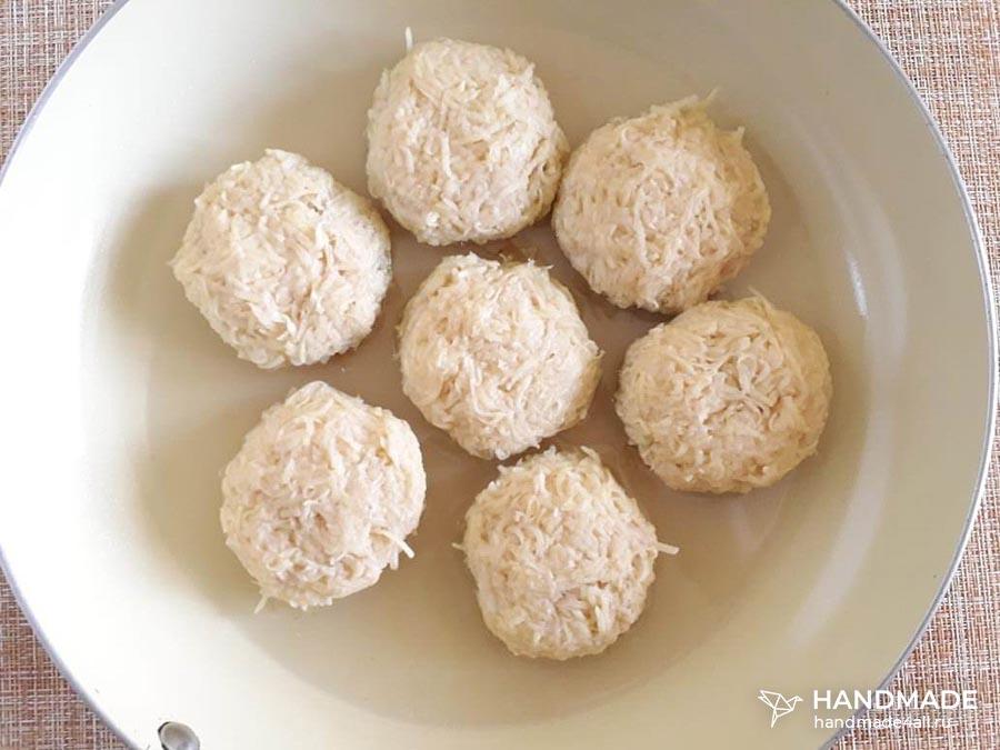 ждут ежики из картошки рецепт с фото пошагово френда фотографию